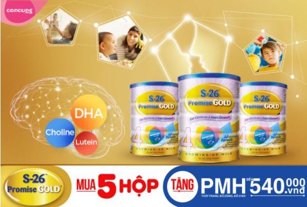 Siêu Thị Con Cưng Flash Sales Khủng 50% Tã sữa