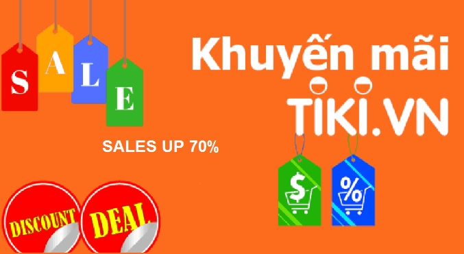 Top hàng điện tử điện lạnh Tiki giảm giá khủng