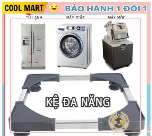 Kệ Chân Máy Giặt - Tủ Lạnh 89k