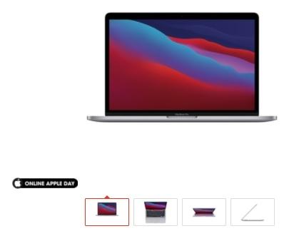Laptop APPLE Macbookchính hãnggiá tốt đẵng cấp thượng lưu