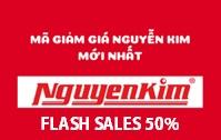 Flash sales khủng iPHONE Nguyễn Kim