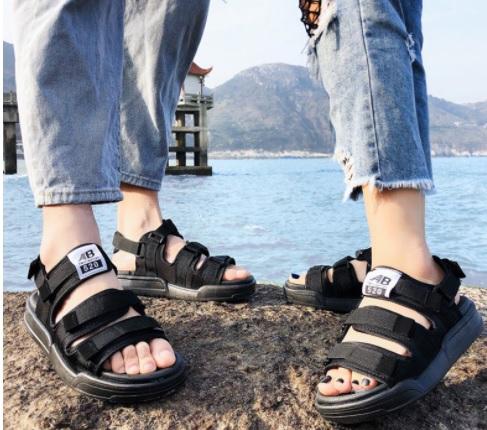 Sandal nữ nam AB siêu HOT 3 quai 125k