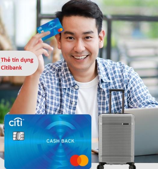 Mở thẻ tín dụng Citibank miễn phí