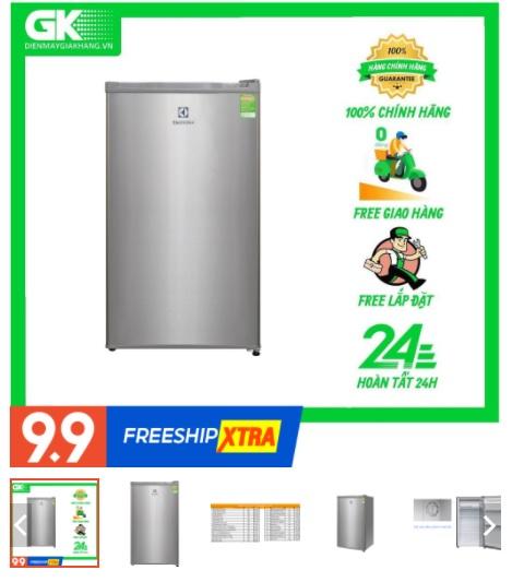 Tủ lạnh Electrolux 92 lít giá rẻ vô địch