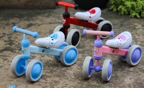 Xe đạp chòi chân trẻ em Broller giảm 9%