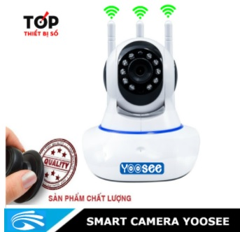 Camera Wifi IP YOOSEE 3 Anten HD720/ FHD1080P