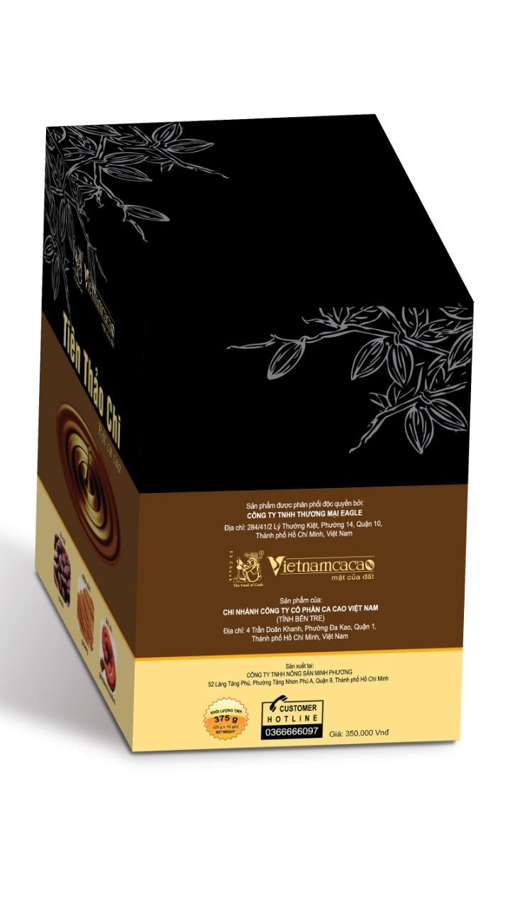 Bột Cacao Tiên Thảo Chi