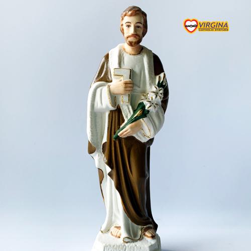 Tượng sứ - Thánh Giuse 30cm