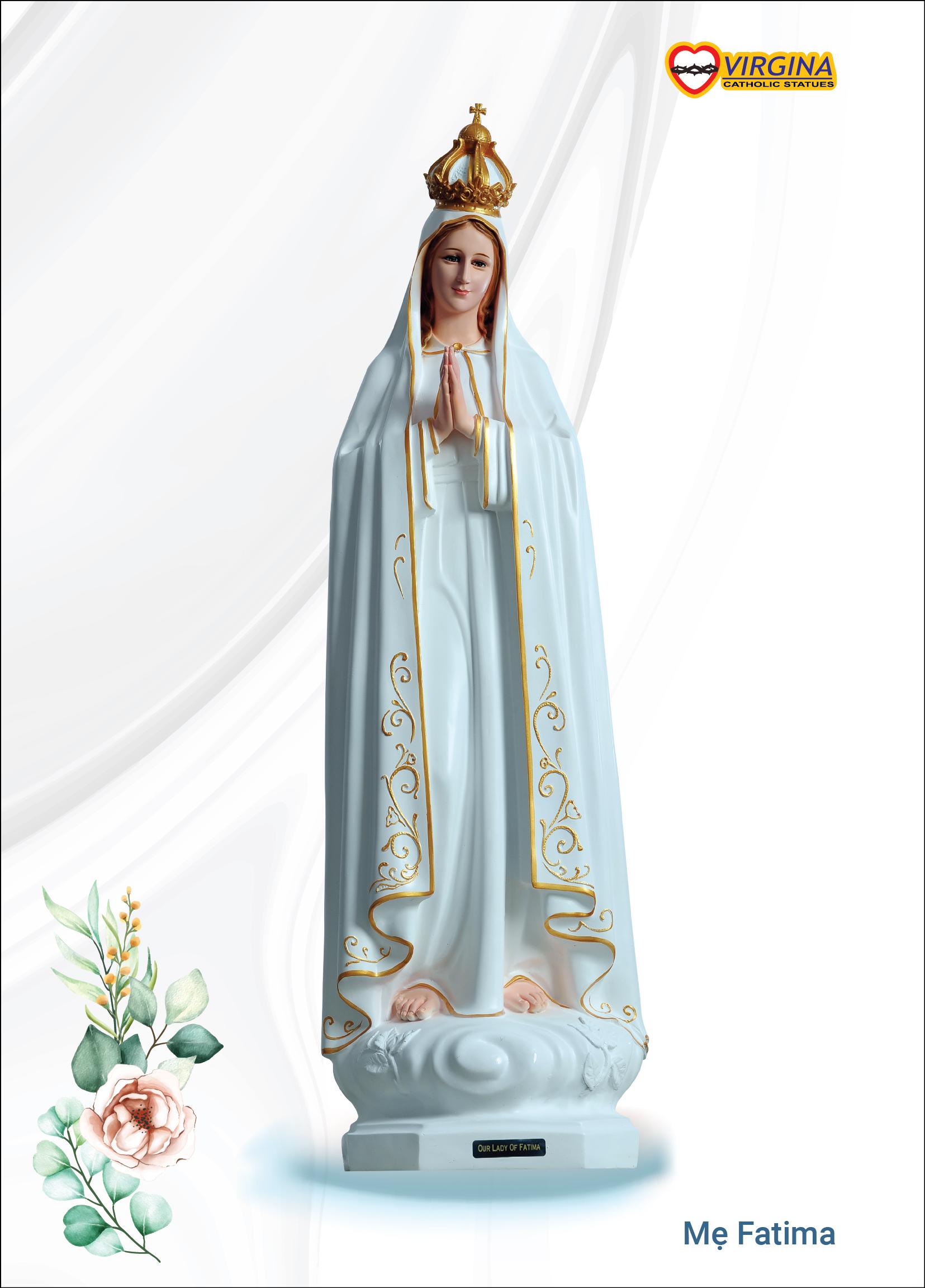 Composite - Mẹ Fatima chắp tay