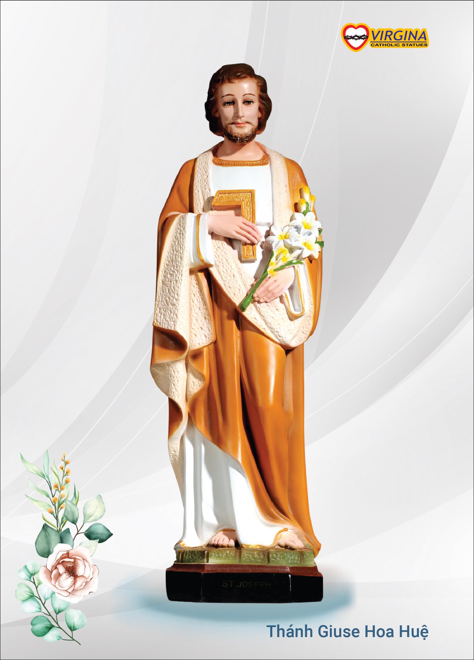 Thánh Giuse hoa huệ