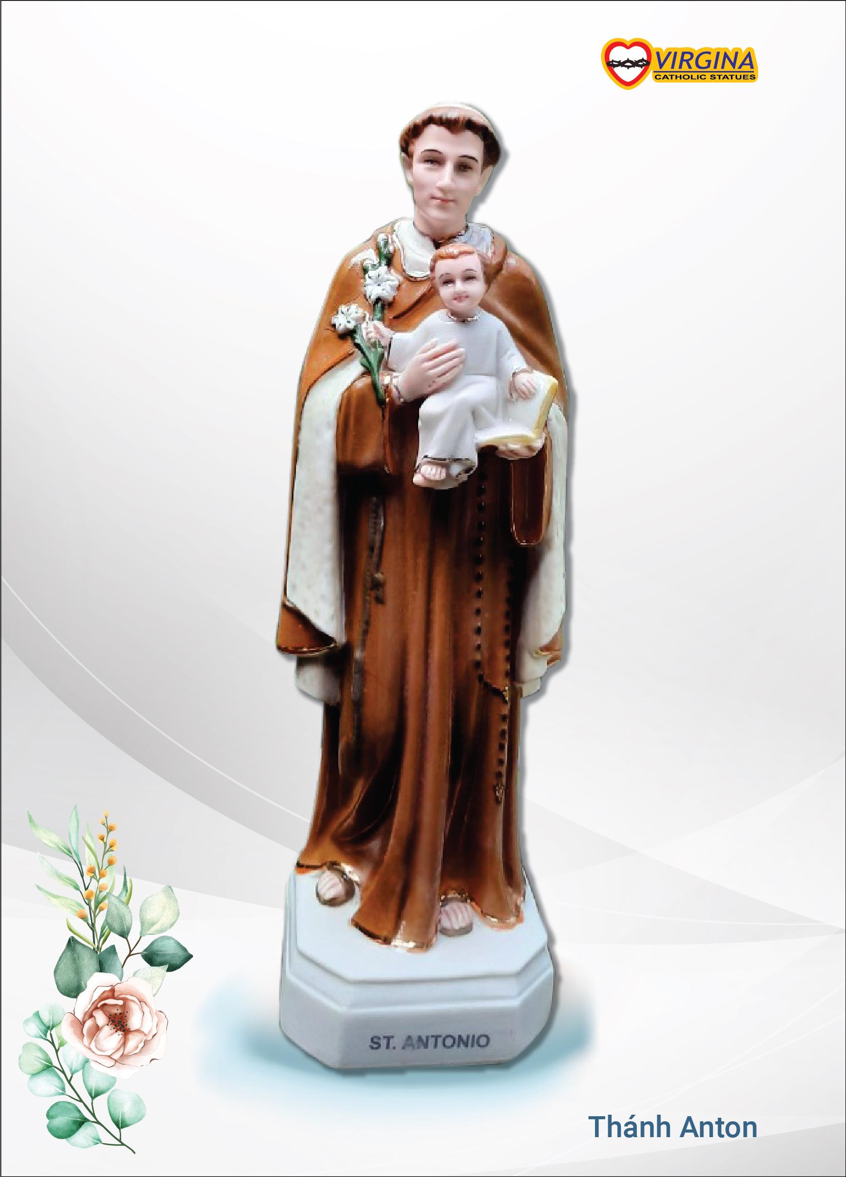 Tượng Sứ Thánh Anton