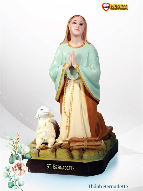Composite - Thánh Bernadette