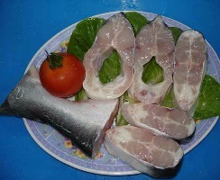 Frozen Pangasius Steak