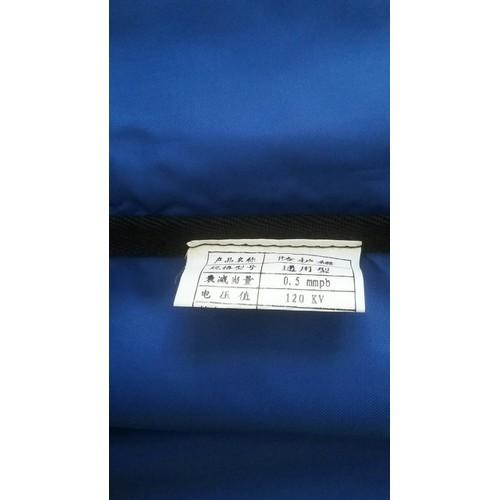 VÁY BẢO HỘ CHỐNG TIA X-RAY (ĐỘ DÀY CHỈ 0.5mmPB)