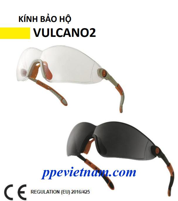 KÍNH BẢO HỘ VULCANO2 - CLEAR