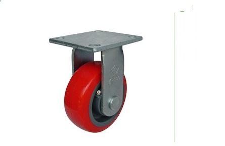 Bánh xe đẩy PU lõi nhựa hay còn gọi là bánh xe đẩy TPU