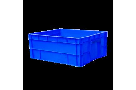 Sóng nhựa bít 510x430x220 | thùng nhựa 510x430x220