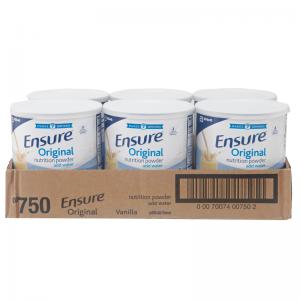 Sữa Bột ensure  nhập khẩu USA - Ensure Original 397g Powder (14.1oz) Abbott Hoa Kỳ