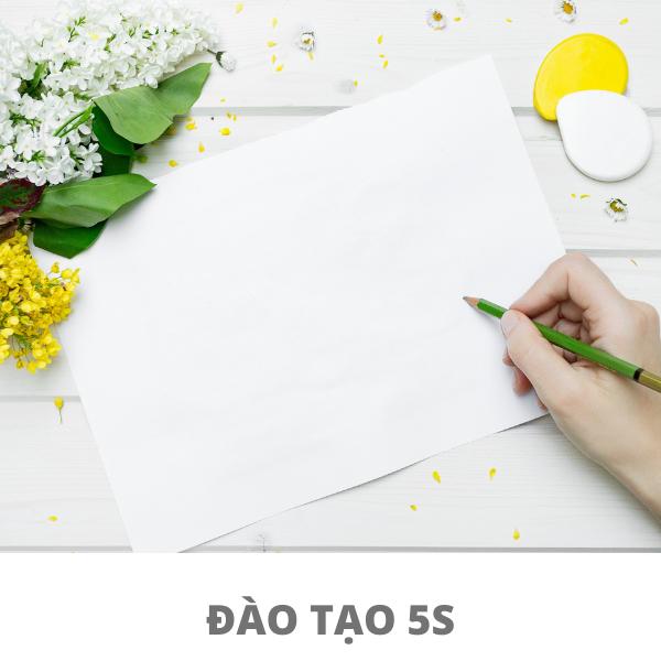 ĐÀO TẠO THỰC HÀNH 5S chuyên nghiệp theo phương pháp Sam Sung