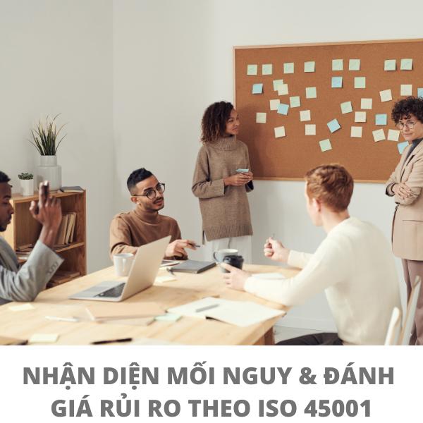 ĐÀO TẠO ISO 45001:2018