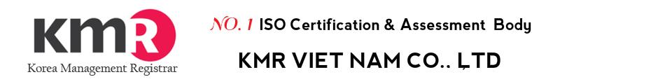 Tổ chức chứng nhận ISO Korea Management Registrar (KMR)