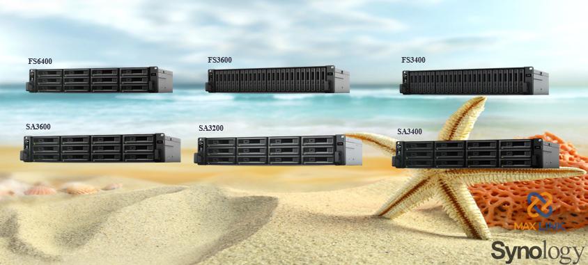 thiết bị lưu trữ mạng NAS Synology