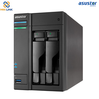 Thiết bị lưu trữ NAS Asustor AS6302T