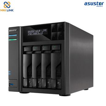 Thiết bị lưu trữ NAS Asustor AS6404T