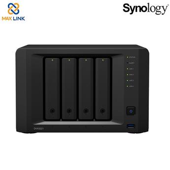 Hệ thống giám sát thông minh Deep Learning NVR Synology DVA3221