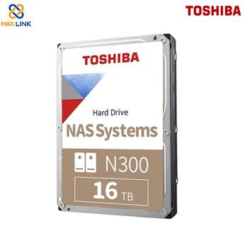 Ổ cứng HDD 16TB TOSHIBA NAS HDWG31GUZSVA