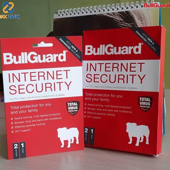 Phần mềm diệt virus BullGuard Internet Security