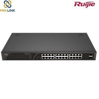 Thiết bị mạng HUB Switch Ruijie RG-ES126G-LP-L