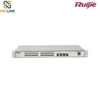 Thiết bị mạng HUB -SWITCH Ruijie RG-NBS3200-24GT4XS ( 24-Port 10G L2 Managed Switch, 24 Gigabit RJ45 Ports, 4 *10G SFP+ Slots,19-inch Rack-mountable Steel Case )