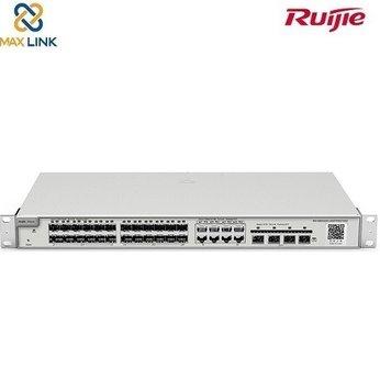 Thiết bị mạng HUB -SWITCH Ruijie RG-NBS3200-24SFP/8GT4XS