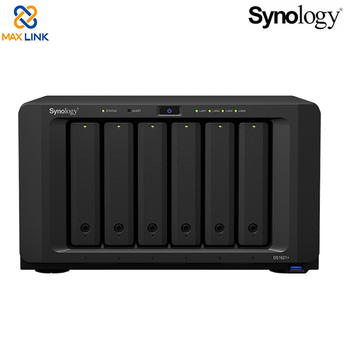 Thiết bị lưu trữ mạng NAS Synology DS1621+