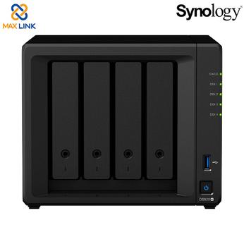 Thiết bị lưu trữ mạng Synology DS920+