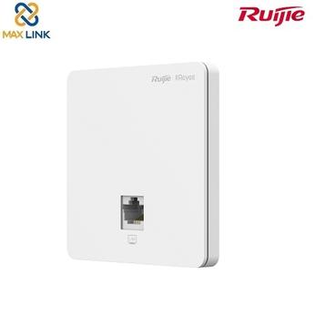 Thiết bị mạng bộ phát wifi gắn âm tường Ruijie RG-RAP1200(F)