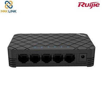 Thiết bị chuyển mạch Unmanaged switch 5 cổng BASE-T RG-ES05/RG-ES05G