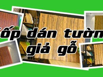 Trang trí nhà theo phong cách cổ điển với Xốp dán tường giả gỗ
