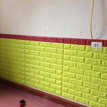 Xốp dán tường trang trí 1