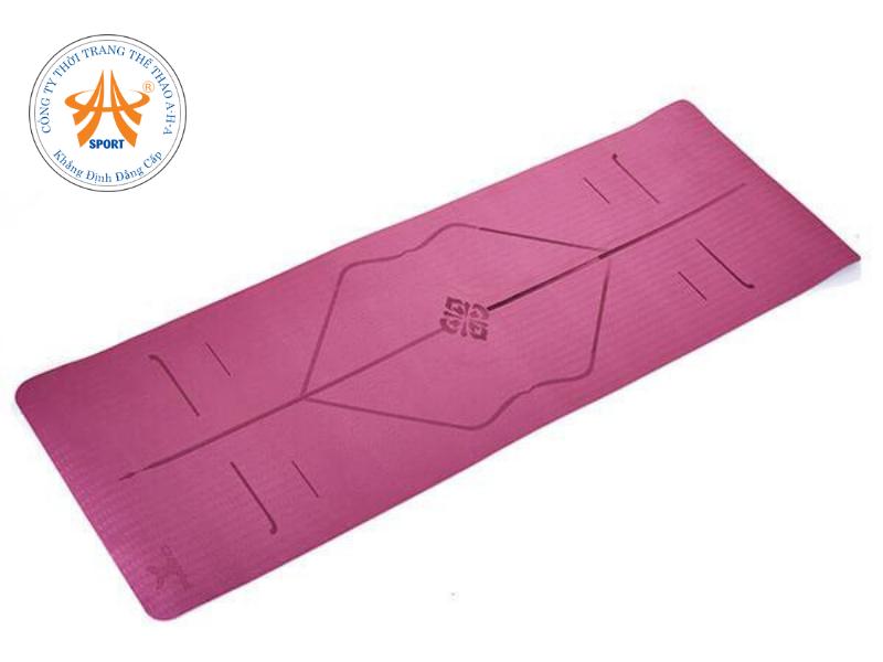 Thảm tập yoga Pavo Định Tuyến TYG013