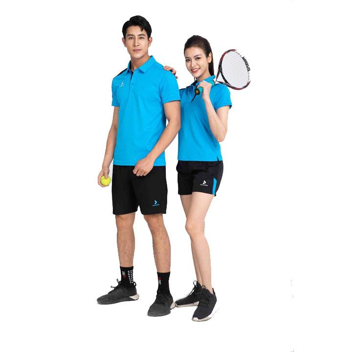 Áo cầu lông nam MC 9038 xanh dương - AHA Sport