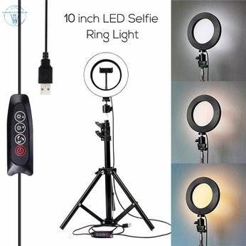 Đèn Make Up - LiveStream Led Ring 6 10 12 18''