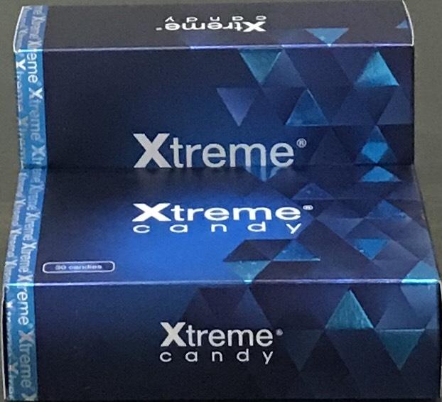 Kẹo sâm xtreme chính hãng / Tiếp lửa cho cuộc vui của bạn / Chống X.T.S