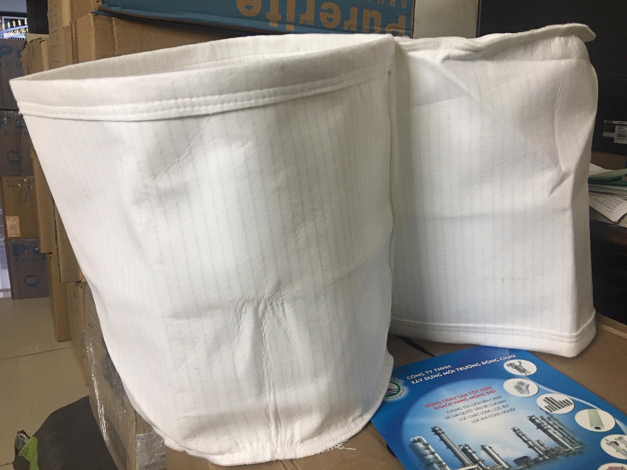 Túi vải lọc bụi chống tĩnh điện