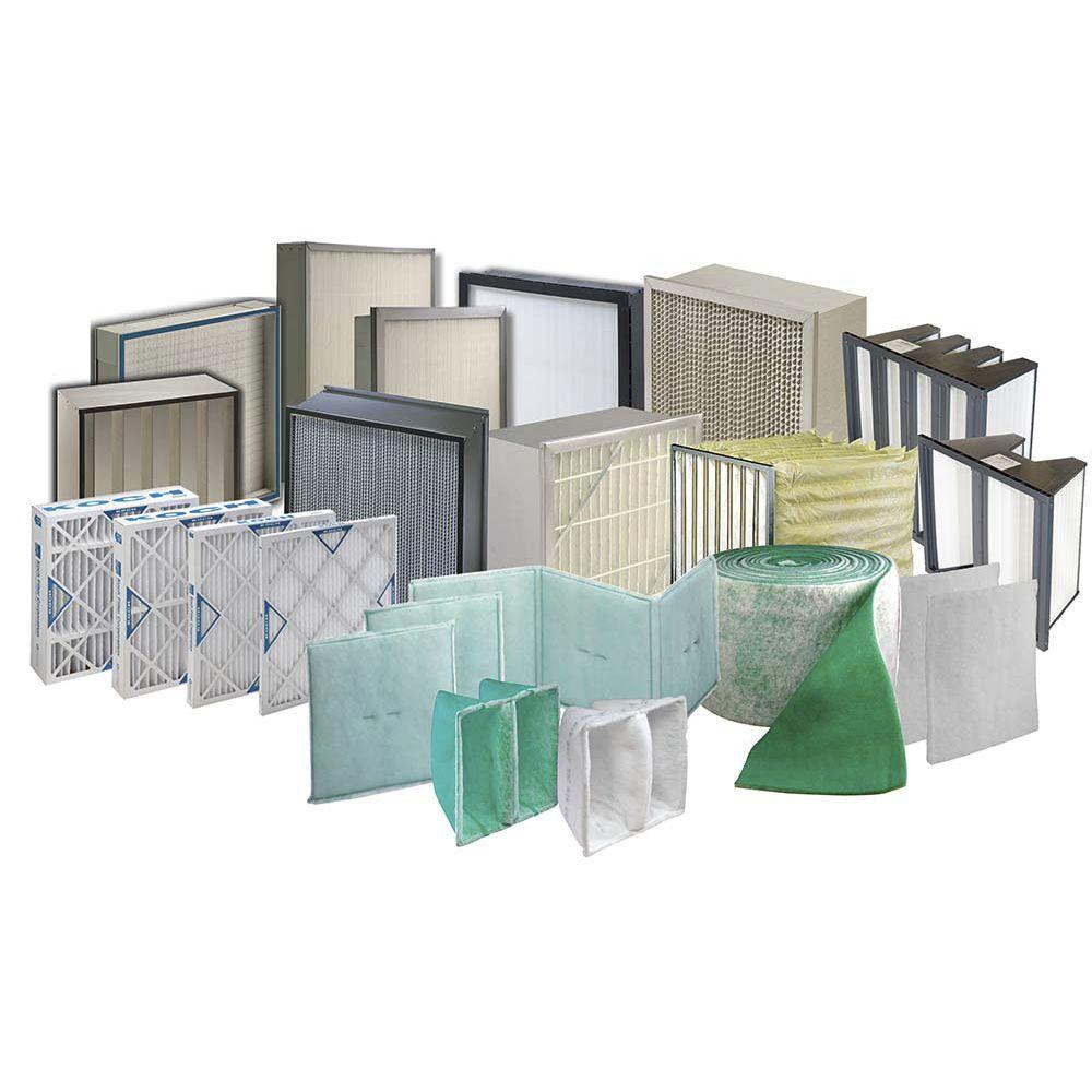 Các loại khung lọc khí