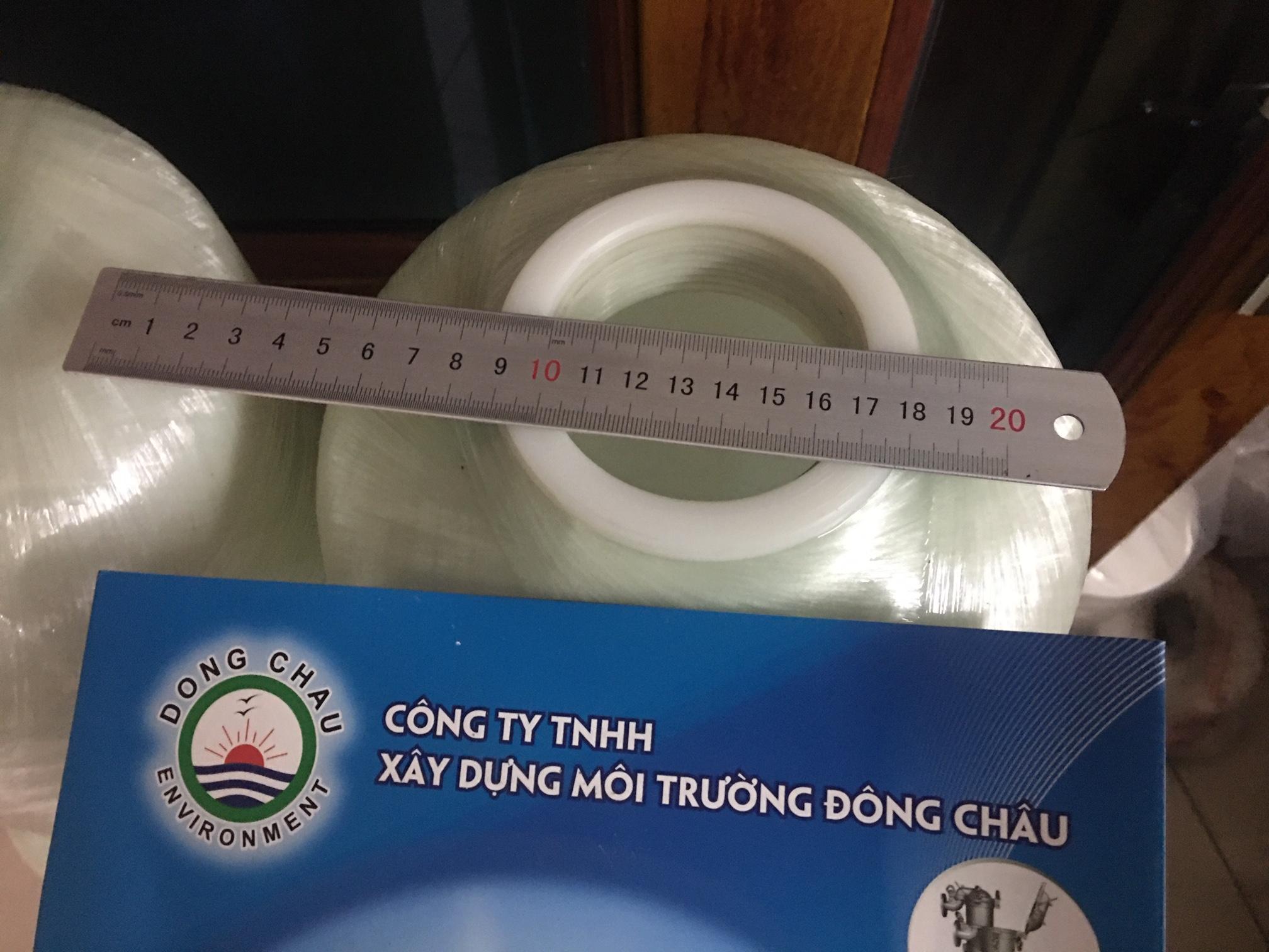 Bình chứa vật liệu lọc Composite AquaLight 8*44