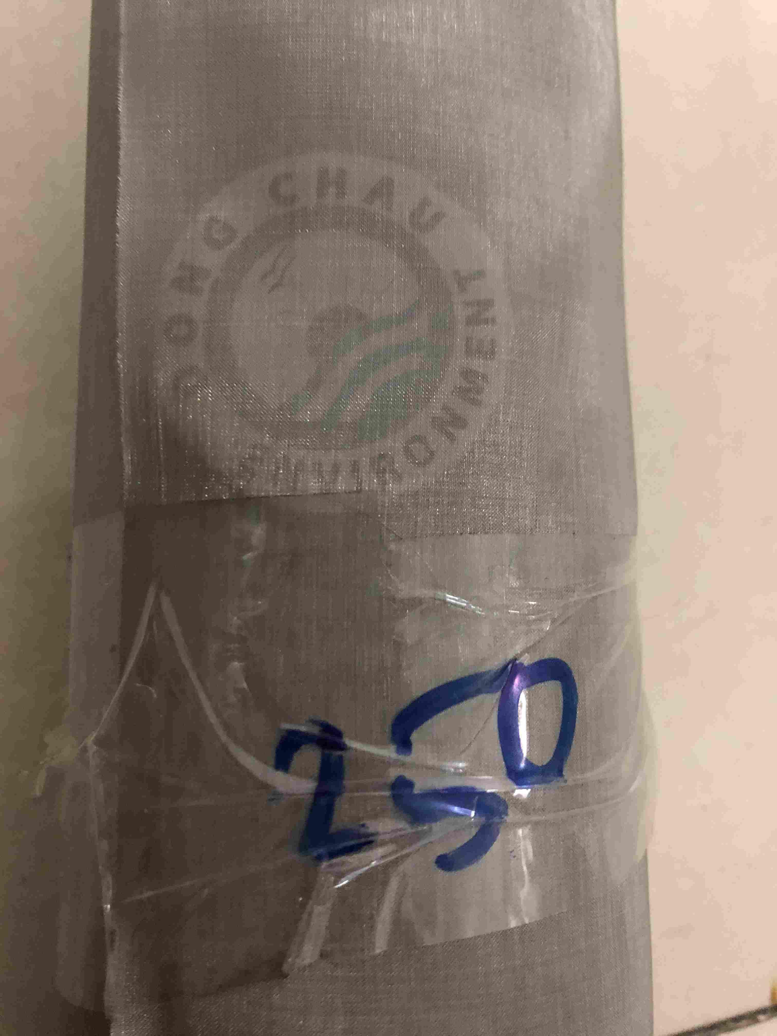 Lưới lọc inox 250 mesh