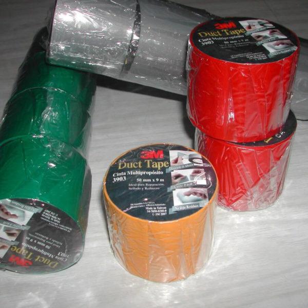 Băng keo vải công nghiệp một mặt 3M 3903