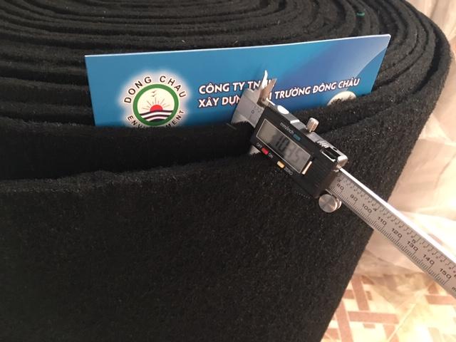 Carbon Xốp 10mm Dạng Tổ Ong Hấp Thụ Khí Độc